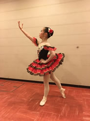 13TH Ballet Performance